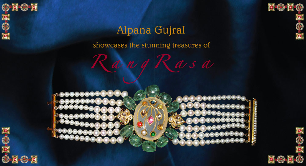 Alpana Gujral - Collection 12
